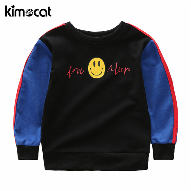 Kimocat Spring Autumn Baby Boy Clothes Long Sleeve Sports Wear Children's Set Toddler Costume For Kids Boys Clothing Sets