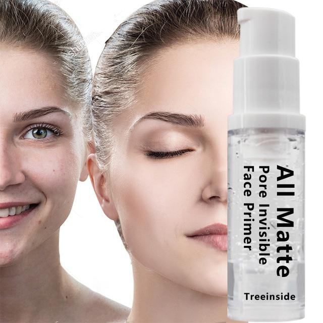 New Natural Pro Pure Nude Eye Shadow Primer Cosmetics Maquiagem Face Base Makeup Primer Foundation Moisturizer Cream 3