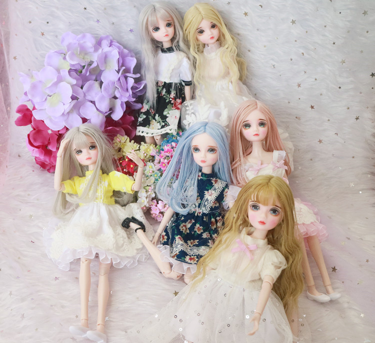 Free shipping cost special offer sale Fairy kurhn dolls for girl toys birthday gifts lovely 14
