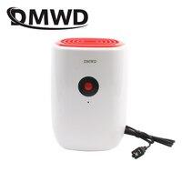 DMWD נייד מיני מסיר לחות חשמלי קליטת אוויר מייבש אילם לחות בולם כיבוי אוטומטי LED מחוון 800 ML עבור מלתחה האיחוד האירופי-במסירי לחות מתוך מכשירי חשמל ביתיים באתר