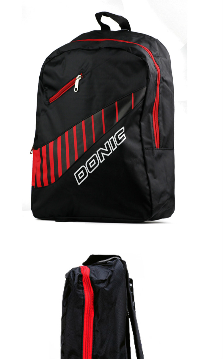 bf83c3567f4 Original Donic Multi-function table tennis racket bag ping pong backpack  shoes bag Accessori Racchetta case