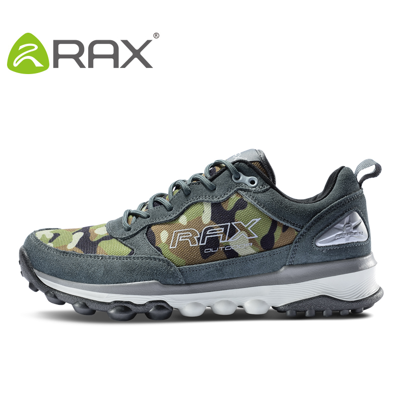 RAX New Surface Waterproof Hiking Shoes Woman Men Breathable Warm Winter Outdoor Walking Shoes   Zapatos yin qi shi man winter outdoor shoes hiking camping trip high top hiking boots cow leather durable female plush warm outdoor boot