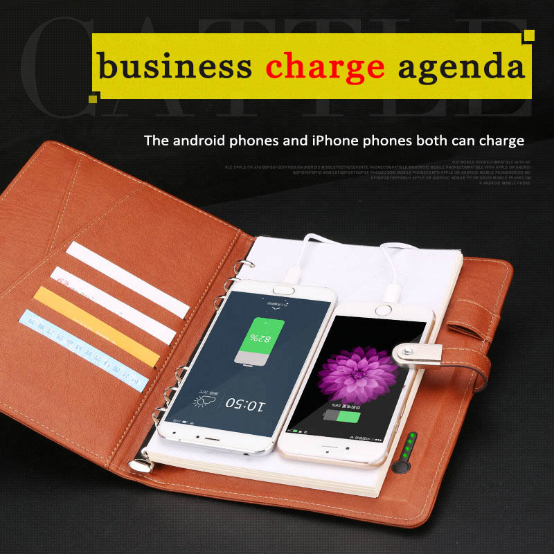 organizer agenda a5 filofax charge note with U disk notebook teacher and students school gift weekly planner 2018 note clock table model teacher demonstration with primary school mathematics science and education equipment three needle linkage