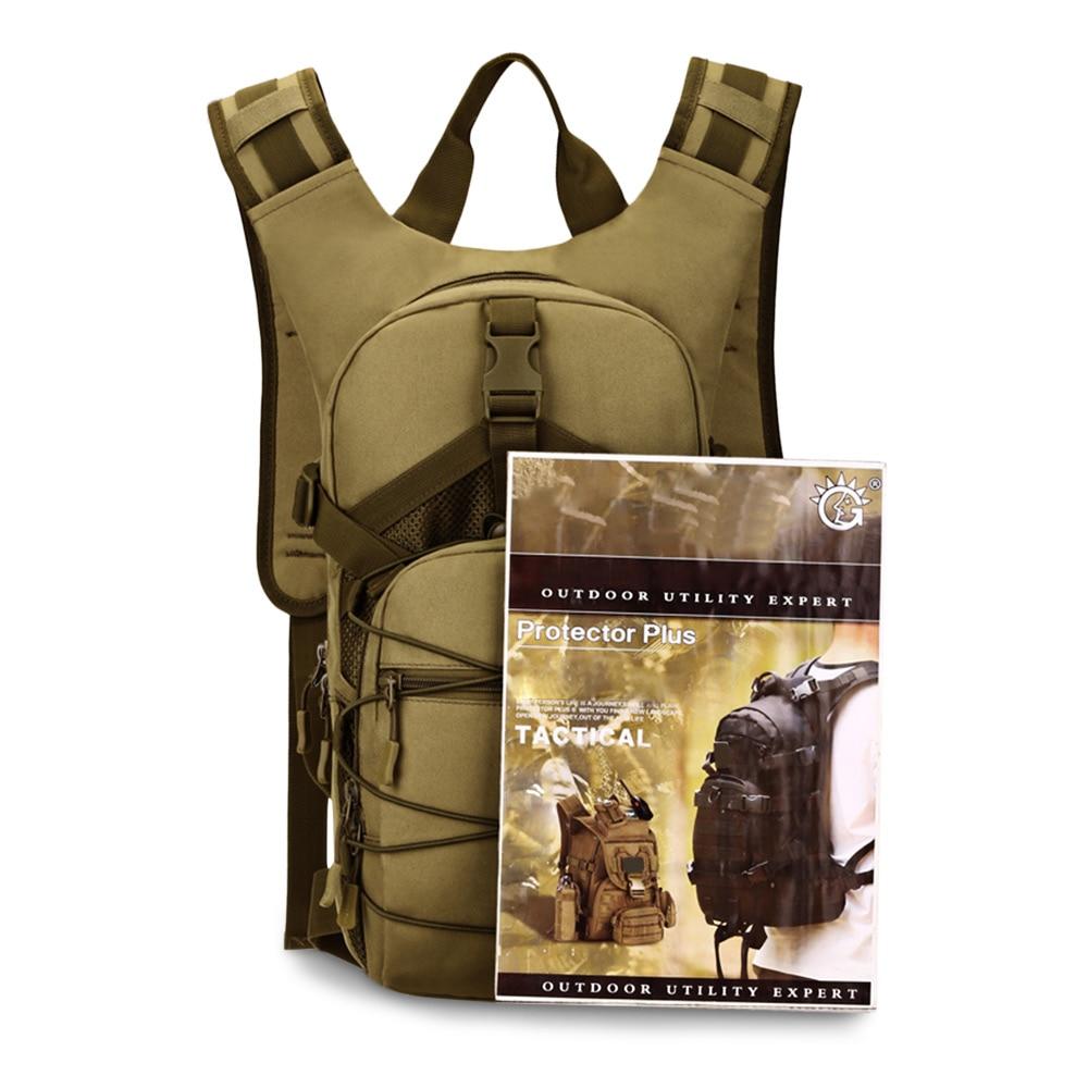 acu Esterno Di Trekking Più Tattico Viaggio 15l S453 Protezione Attrezzature Portatile All'aria Impermeabile camel Da black Aperta Camouflage Sport Camouflage Brown Woodland Sacchetto Borsa qSBWYZp