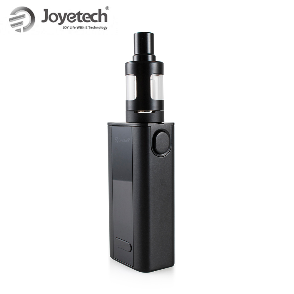 Original Joyetech Cuboid Mini Battery Kit with ego one V2 atomizer 2ml tank built in 2400mah battery 80W Output E-Cigarette original joyetech ego one v2 starter kit with 2ml atomizer and 1500mah 2200mah battery electronic cigarette