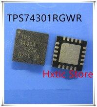 NEW 10PCS/LOT TPS74301RGWR TPS74301RGWT TPS74301 QFN-20  IC