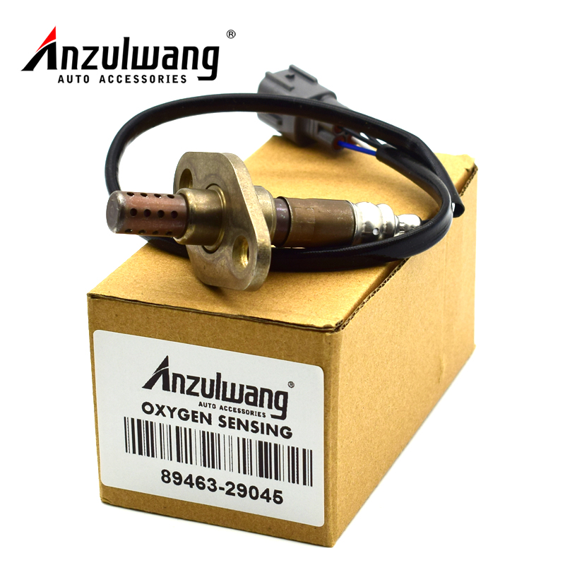 ANZULWANG 89463-29045 8946329045 EGOS Exhaust Gas Oxygen Sensor Lean Mixture Sensor For  ...