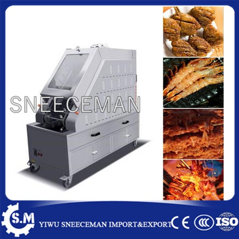Gas barbecue grill machine barbecue for sale