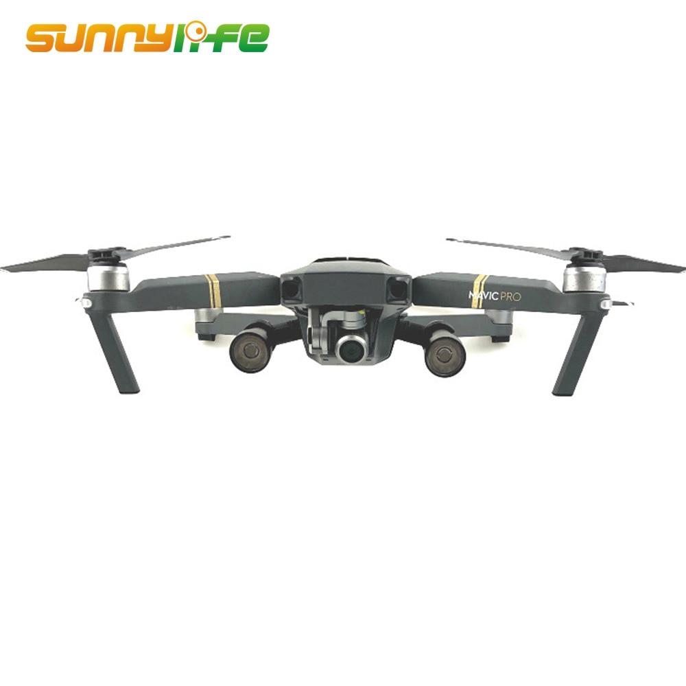 Sunnylife 1 Set Night Flight LED Light Lighting Lamp Kit / Flash LED  Fill Light Searching For DJI Mavic Pro Drone Accessories