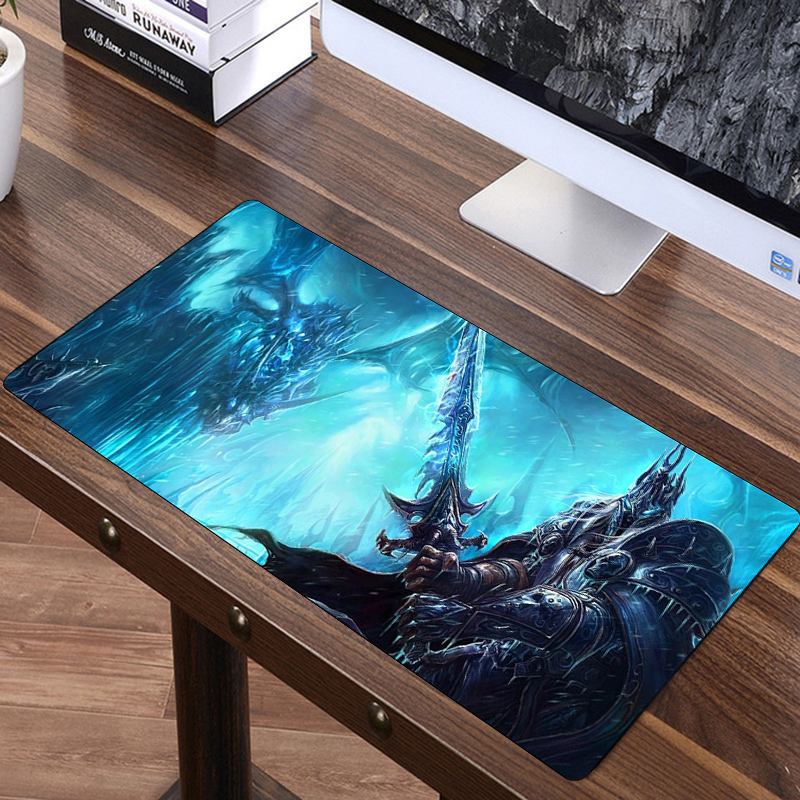 FFFAS 70x30cm Large Gamer Gaming Mouse Pad Mat Big Home Office Decor Game Mousepad Desk Table Notebook Laptop Gorgeous Cushion 70x30cm tes mouse pad host computer stand alone game mouse mat for the elder scrolls v skyrim large gaming mousepad