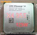 AMD Phenom II X4 955 3.2Ghz L3=6MB Quad-Core Processor Socket AM3/938-pin (working 100% Free Shipping)