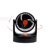 Can speed with a switch HIGH QUALITY Vehicle 12V Portable Auto Car Fan HX 506