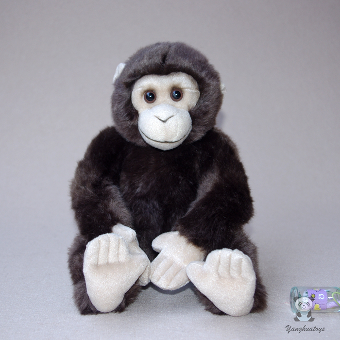 Costumes & Accessories Naughty White Monkey Orangutan Gorilla Pongo Chimpanzee Ape Hominoidea Mascot Costume With Plush Long Fur Round Ears No.6534 Fs Cheap Sales