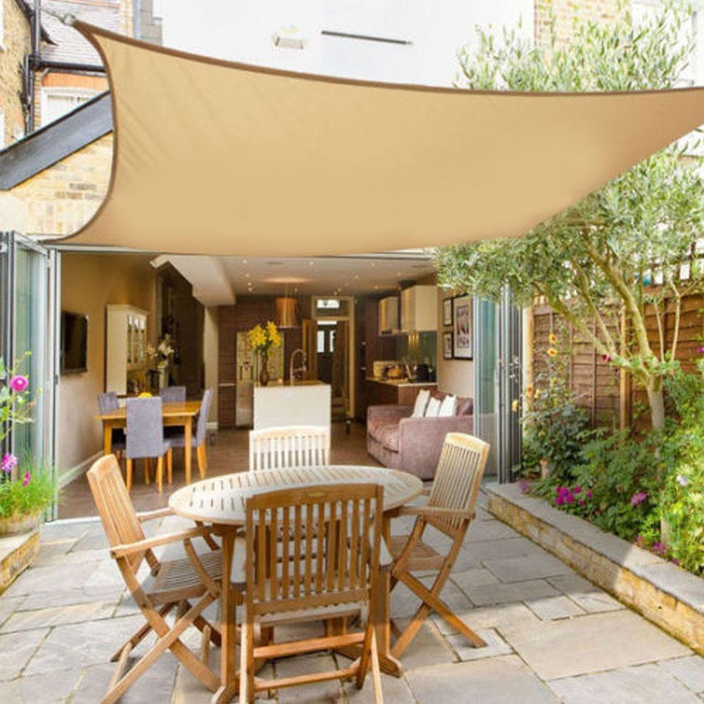 Durable Awning Square Moisture Proof Practical Shade ...