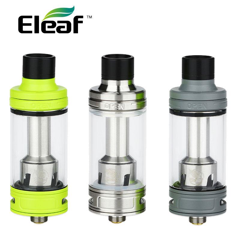 Original Eleaf Ello Mini XL Atomizer 5.5ml E Cig Vape Eleaf Ello XL Tank w/ 0.2ohm 0.3ohm Head for Eleaf iKonn Total Box Mod