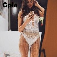 Cpln 2019 Sexy exaggerated nightclub super flash body chain for women full of tassel waist chain