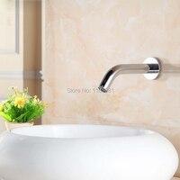 New wall mount automatic sensor faucet basin tap auto water spout smart faucet medical tap XR8856