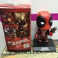 Funko Pop X-Men Deadpool Figure Cosplay Anime Action Figure Juguetes Model Hot Kids Toys 13.5cm  Free Shipping