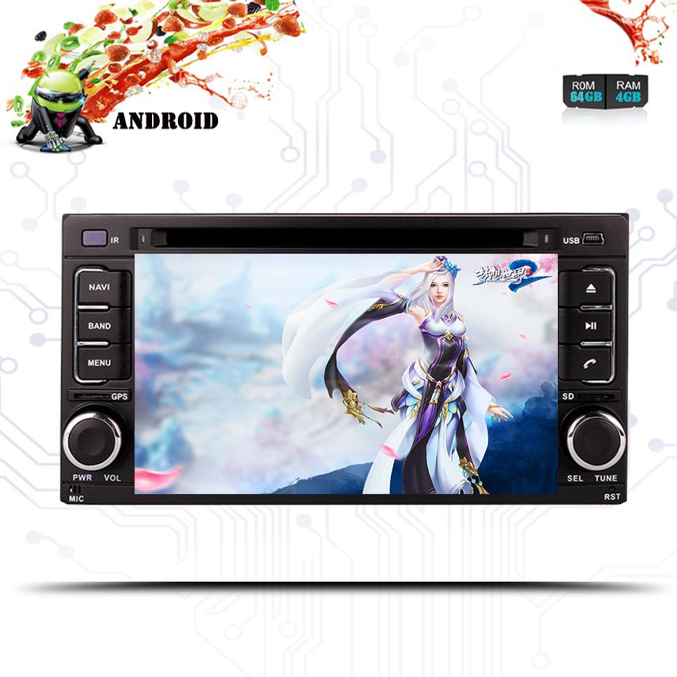 Android 9.0 car dvd gps multimedia player For Subaru Forester Impreza 2008 dvd navigation raido video audio player no car 2 din