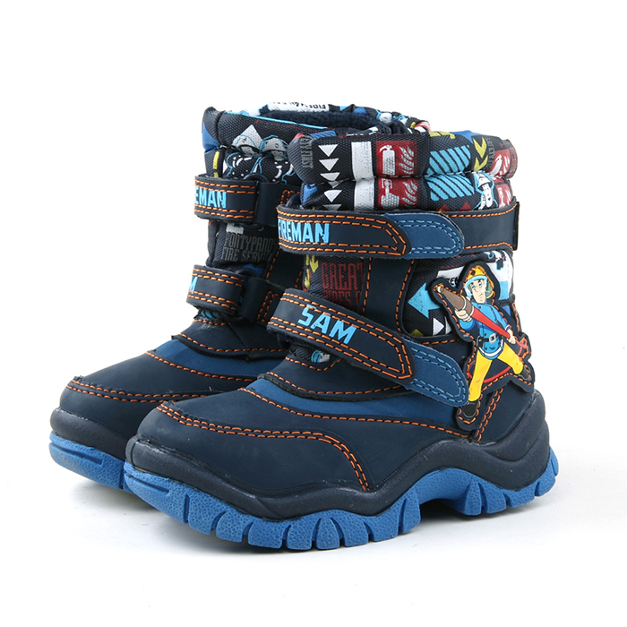 Fireman sam Boys Shoes For Kids 2017 New Children Shoes breathable fashion hook loop sneakers child shoes Waterproof Sports 2016 new arrival fashion kids shoes pu leather children shoes for boys