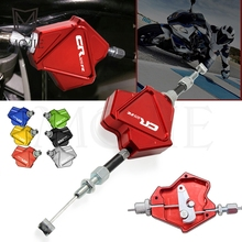 Clutch-Lever Motorcycle Cnc Honda Cr125r Easy-Pull-Cable-System Stunt 1992-2003 1995