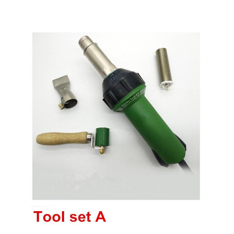 Machine 1600W Air Plastic Accessories Welding Gun Welder Hot Shipping For With Free
