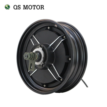 QS 10inch 2000W 205 50H V2 Brushless DC Electric Scooter Hub Motor image
