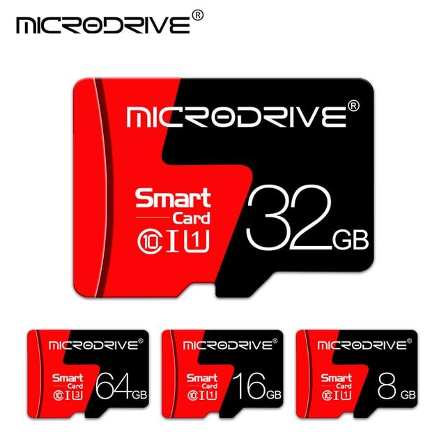 Thẻ nhớ Class 10 8 GB 16 GB 32 GB Micro SD Thẻ 64 GB 128 GB tarjeta Thẻ nhớ MicroSD 32 GB mini TF thẻ 4 GB ổ với Giá Rẻ Adapter