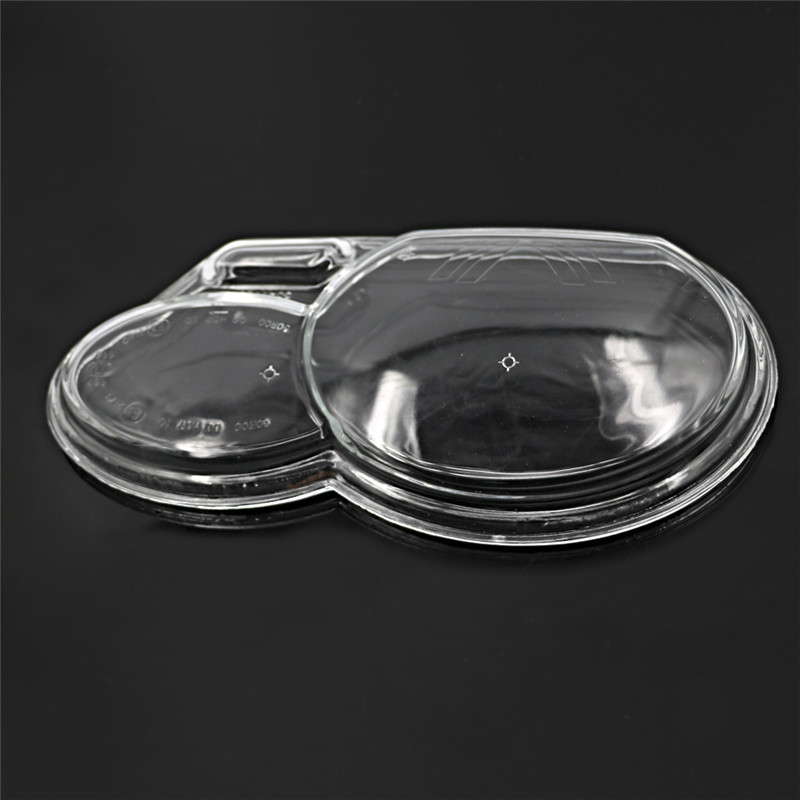 Headlight Glass Lens Cover Guard Protector For <font><b>BMW</b></font> R1200GS ADV Adventure 04-12 R <font><b>1200</b></font> <font><b>GS</b></font> 1200GS <font><b>2007</b></font> 2008 2009 2010 2011 image
