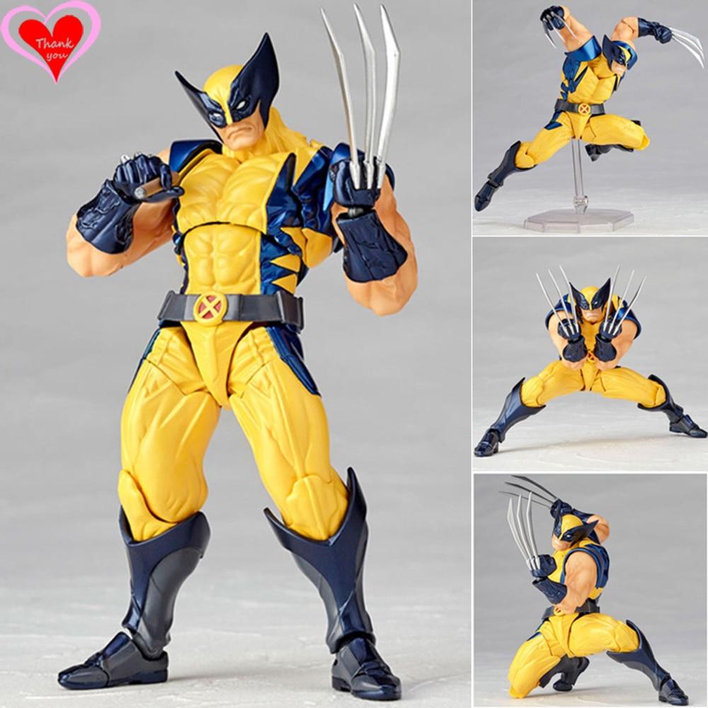 Marvel Legends Super Hero X-Men X Force Deadpool Figure Kids Toy Collection Gift