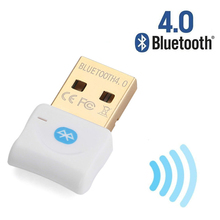 все цены на USB Bluetooth Adapter Wireless Bluetooth Dongle For Computer PC 4.0 Blutooth Adapter Micro Bluetooth Receiver Music Transmitter онлайн