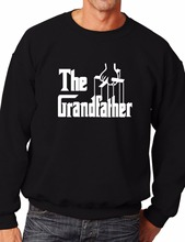 The Grandfather Fathers Day Grandad Funny Sweatshirt More Size and Color-E115