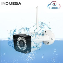 INQMEGA Cloud Waterproof IP Camera WiFi 1080P 720P Surveillance Bullet Outdoor Wireless Camera Security Night Vision CCTV Camera