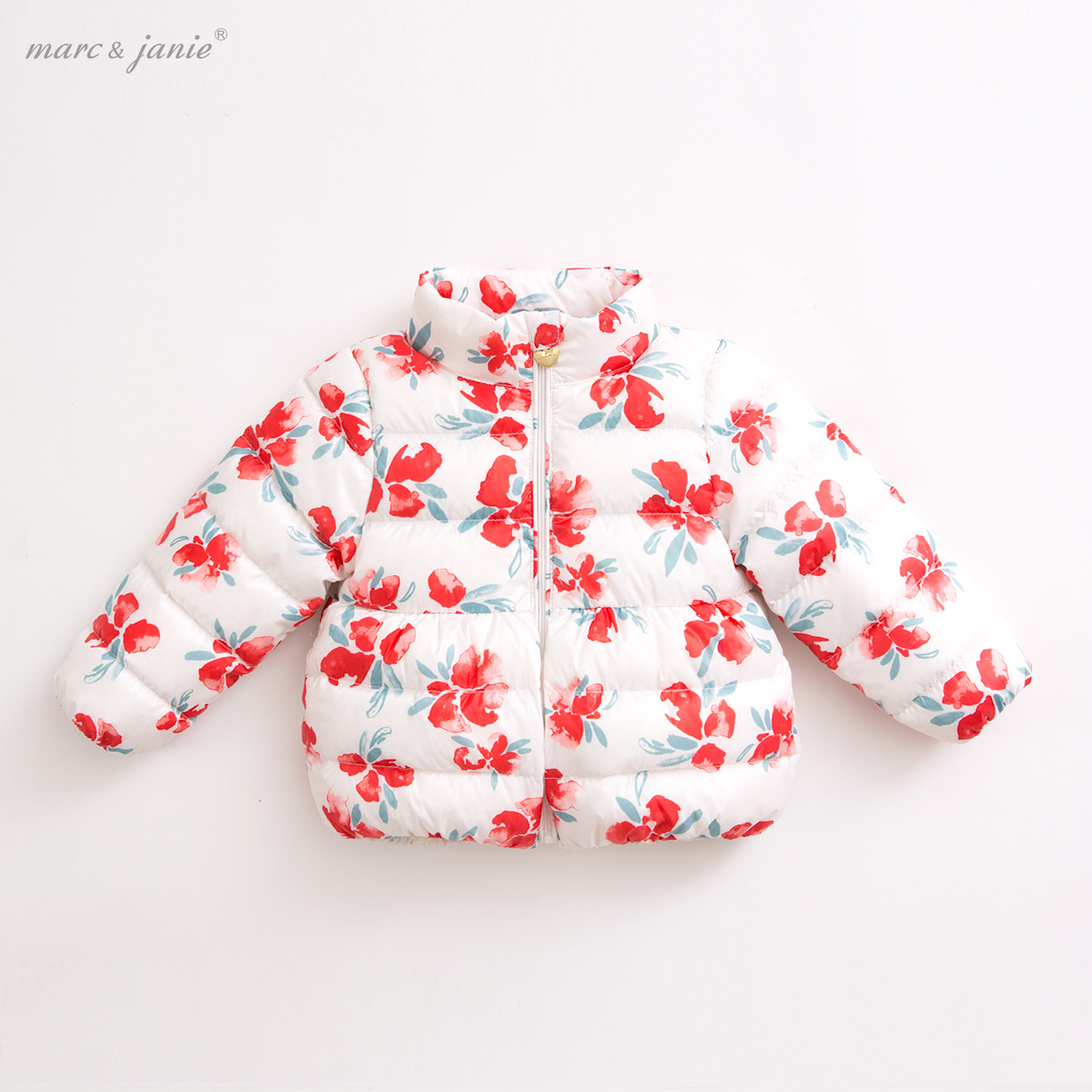 0-1-2-3-4 years old female baby down service 6-9 months child girls down baby winter light coat of infant snowsuit baby-snowsuit