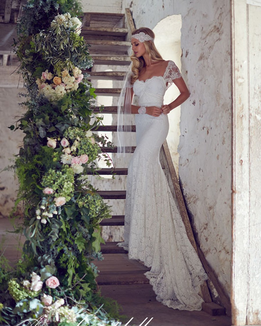 Popular bohemian wedding dress buy cheap bohemian wedding for Affordable boho wedding dresses
