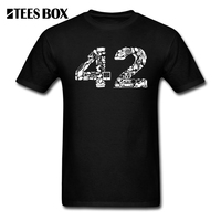 クリエイティブtシャツヒッチハイクガイドに銀河42男ラウンドネック半袖綿の服卸売メンズtシャツトップ
