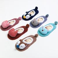 Unisex Kids No Show Liner Socks No slip Low Cut Casual with Silicone Heel Grip 6 Pairs Cute Baby Ankle