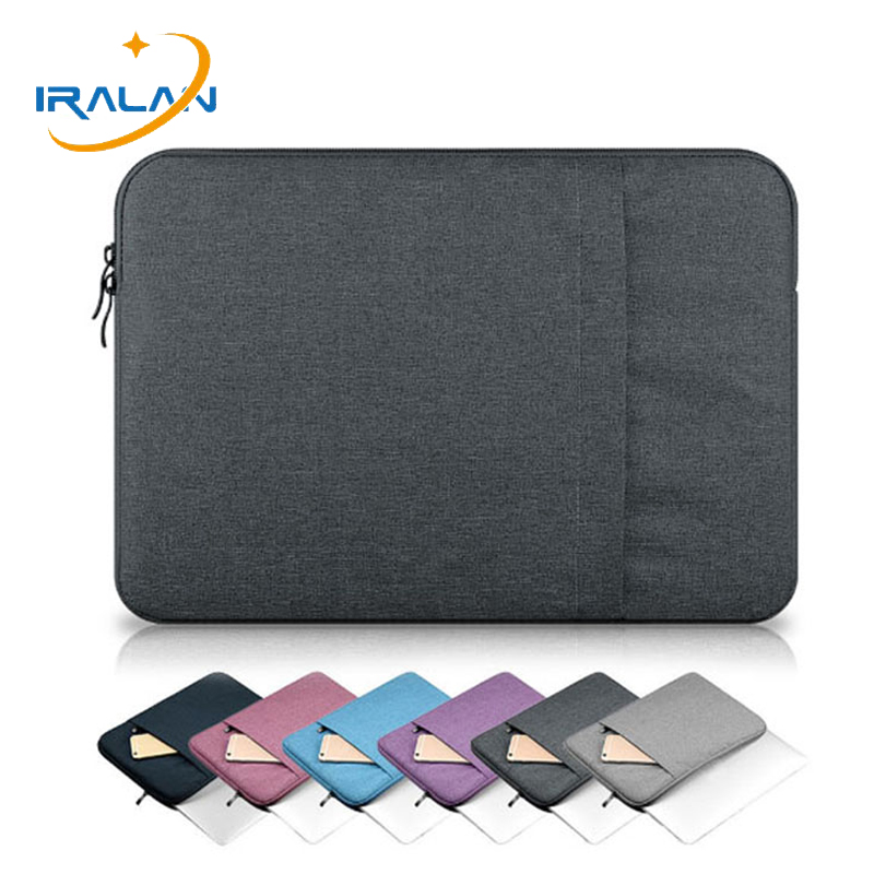 Laptop Sleeve Bag For Macbook Air 13 Pro Retina 13 11 12  Cover For Xiaomi Hp 14 15.6 Inch New 13 15 Touch Bar Notebook Case