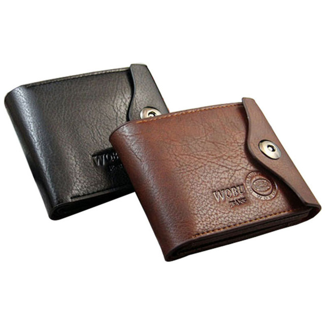 Casual Genuine Leather Wallet For Men
