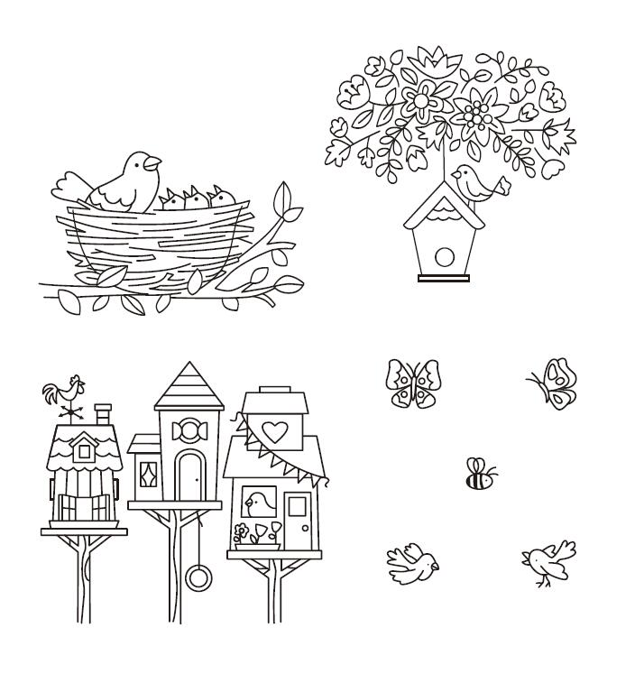 Spring Transparent Clear Silicone Stamps for DIY Scrapbooking Card Making Kids Christmas Fun Decoration Supplies A809