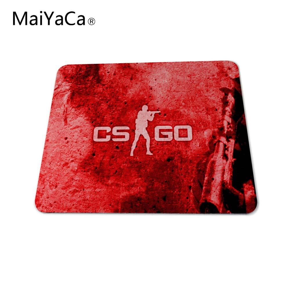 MaiYaCa Հարթ մկնիկի պահոց CS Go Customized Unique - Համակարգչային արտաքին սարքեր - Լուսանկար 6