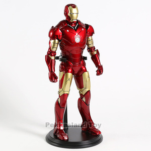 Image 4 - Железный человек МК Mark 3 III большая статуя 1:6 экшн фигурка Коллекционная модель игрушка