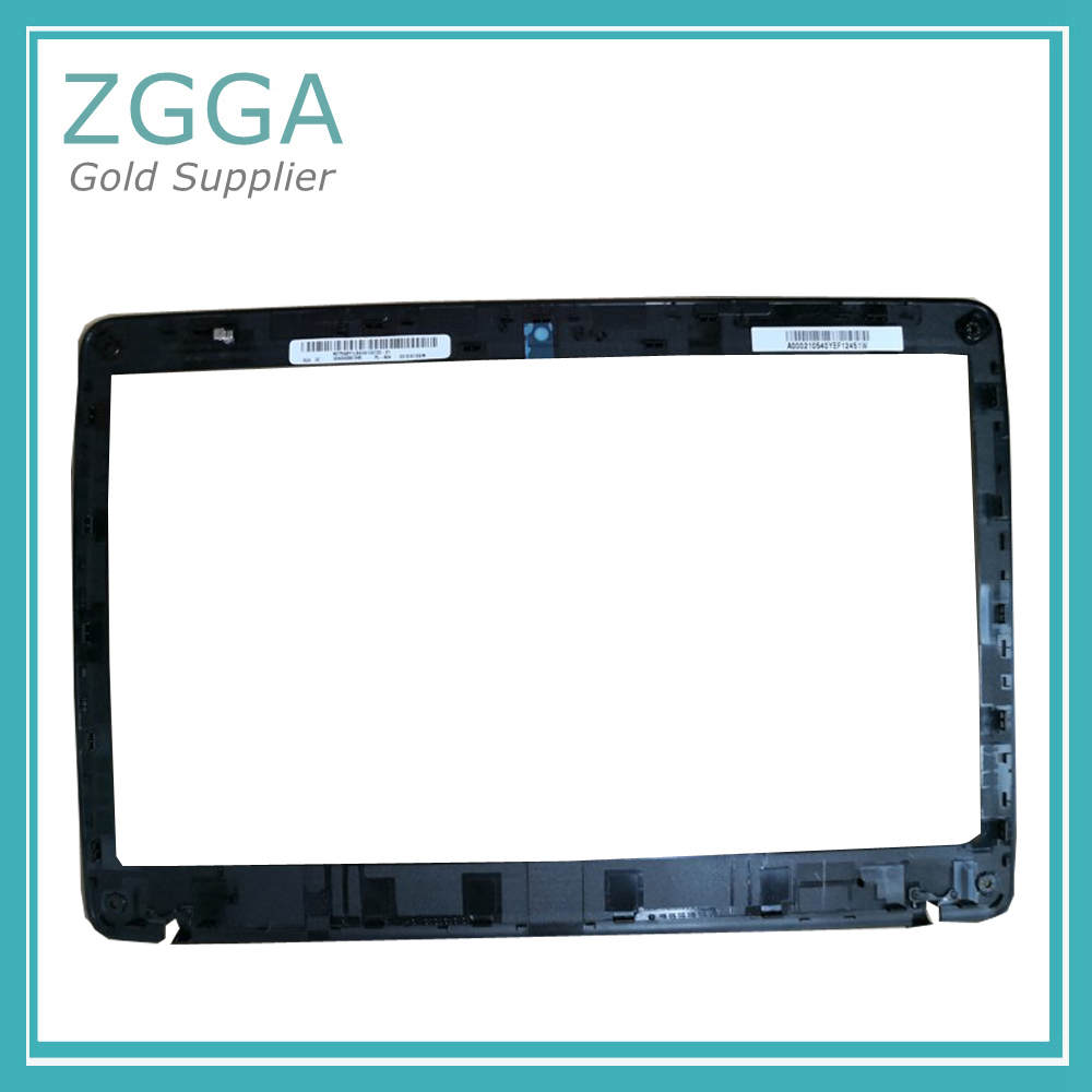 Original NEW Laptop Screen Frame For Toshiba Satellite U840 U845 LCD Bezel Front Cover Black original new laptop base for toshiba satellite u840 u845 bottom cover lower case shell