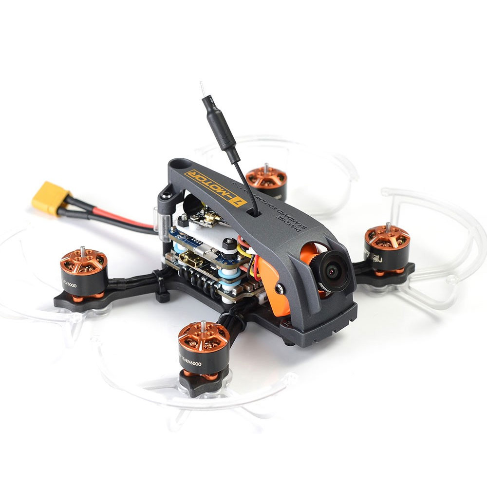 T-MOTOR TM-2419/ TM-2419+/ TM-3419 HD MINI drone for FPV beginner and aerial photography indoor