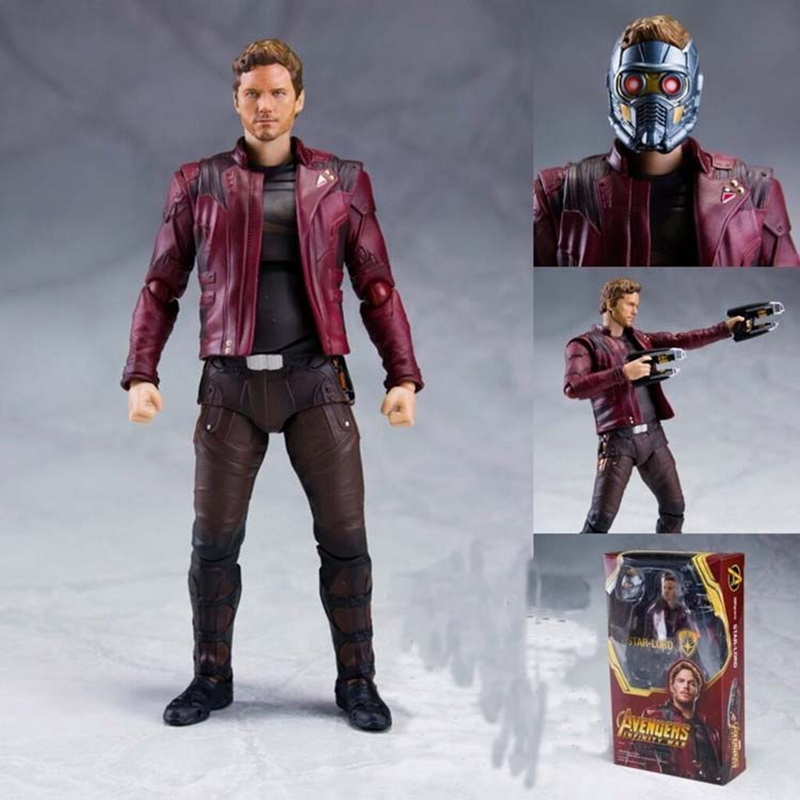 15cm-shfigma-marvel-font-b-avengers-b-font-super-heros-peter-quill-star-lord-bjd-jointed-figure-doll-kid-christmas-gift-toy