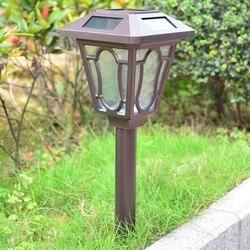 Delle famiglie ultra luminoso solare del prato inglese, luci del giardino impermeabile spina illuminazione a LED per esterni giardino Europeo lampade di strada LU8301706
