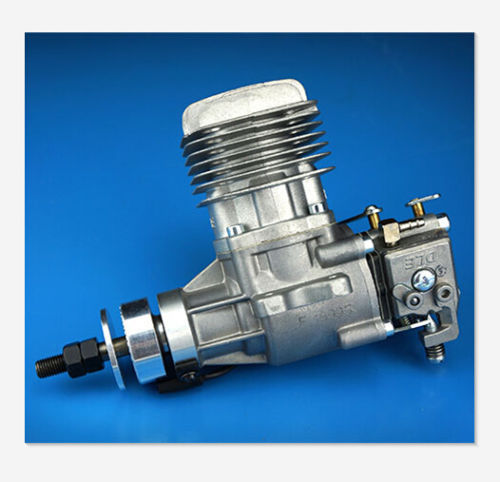 New DLE Gasoline Engine DLE20 For 20cc RC Airplane Model Free Shipping aluminum water cool flange fits 26 29cc qj zenoah rcmk cy gas engine for rc boat