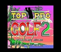 Top PRG Golf 2 16 bit MD Game Card For Sega Mega Drive For Genesis