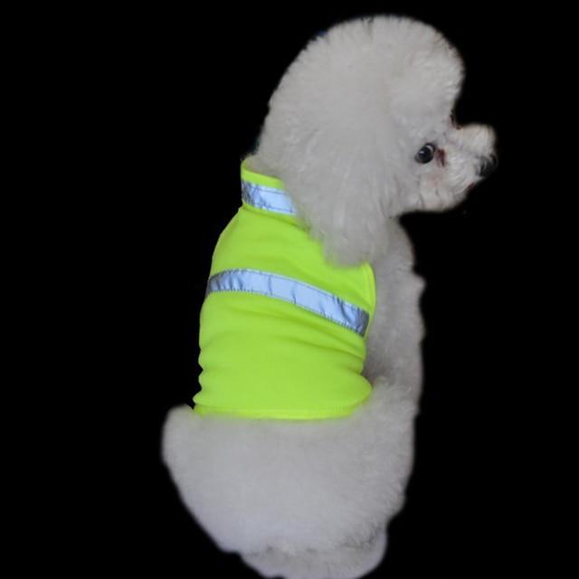 Reflective High Visibility Vest 8