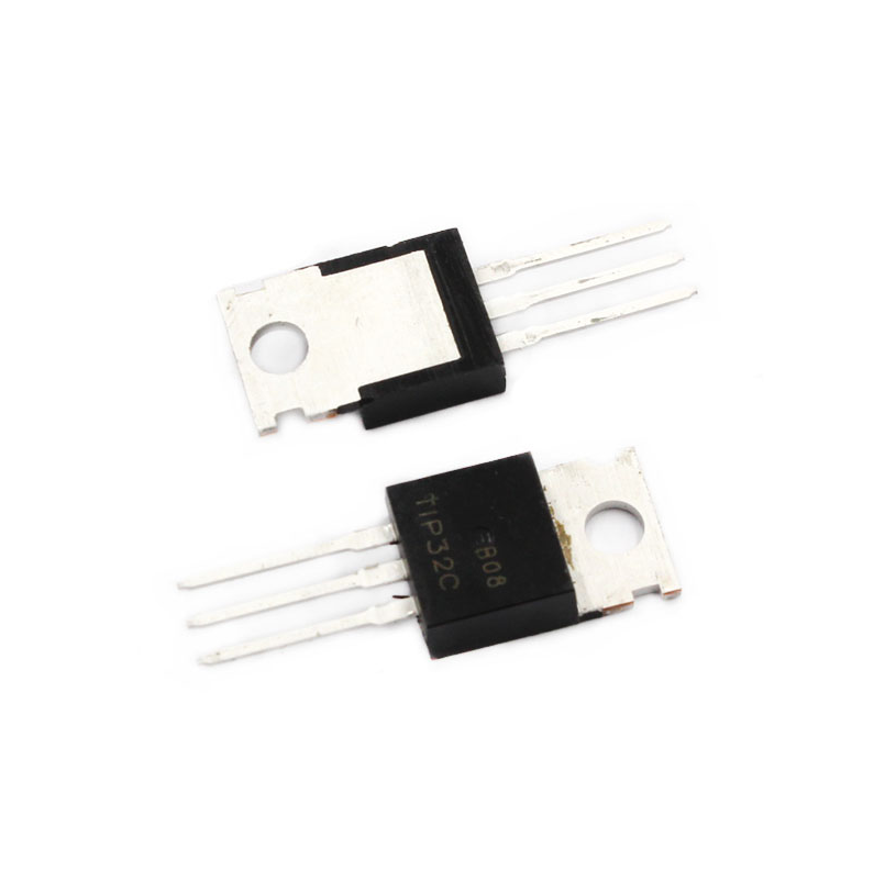 10PCS Transistor TIP32 TIP32C PNP / Silicon Controlled Crystal / Darlington Triode TO-220
